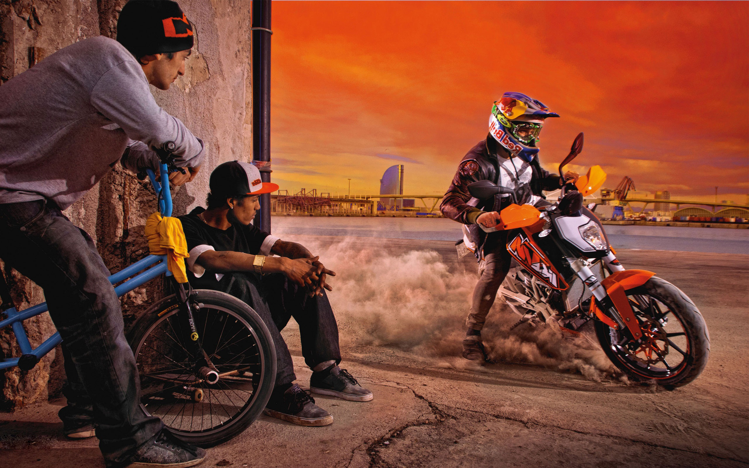 Hd Dirt Bike Wallpapers 1 Rokman