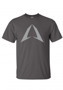 ROKMAN Dark Gray short sleeve