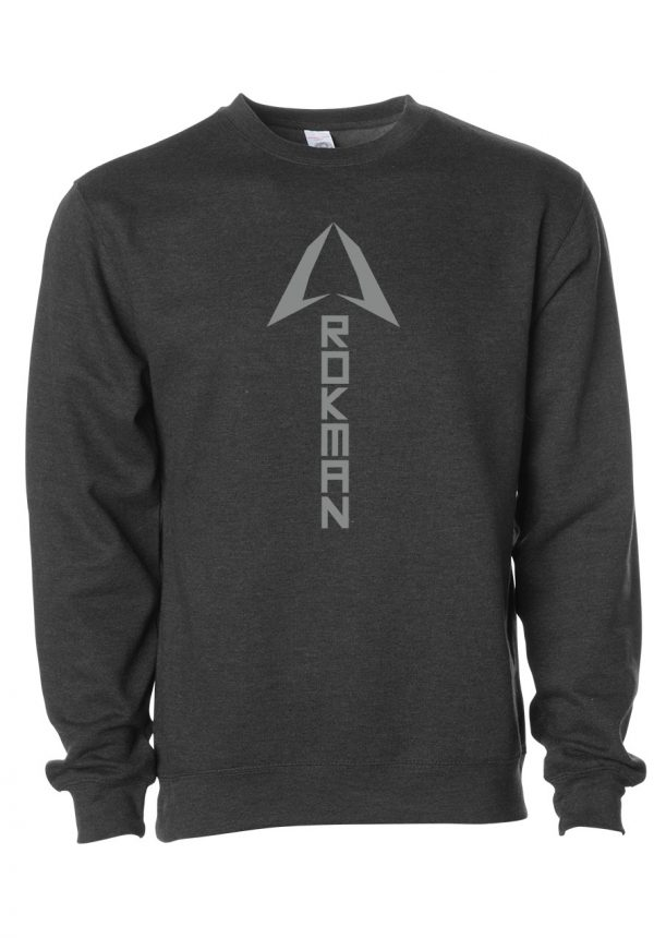 ROKMAN GRAY LONG SLEEVE