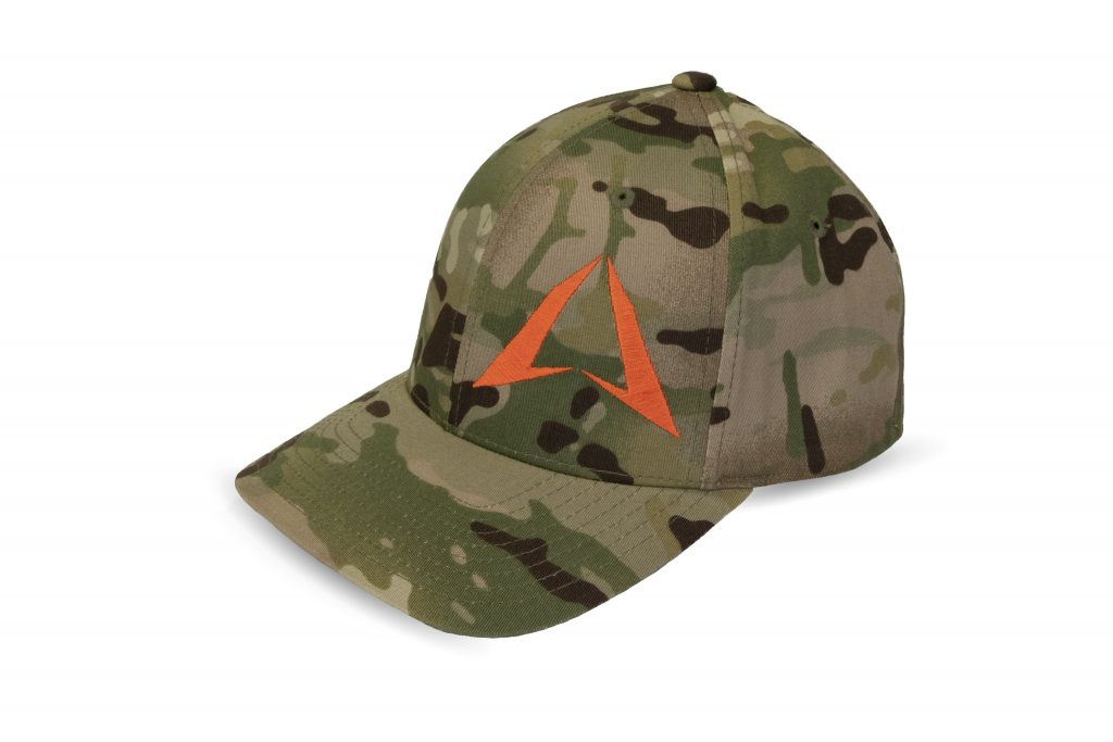 Multicam Hat Green